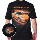 "C6 Corvette ""Vette Dreams"" Black T-Shirt - M"