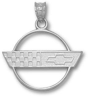 C4 Corvette Sterling Silver Pendant