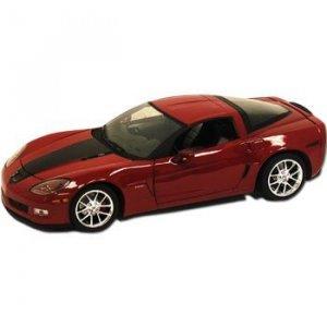 2008 Corvette 427 Limited Edition Z06 1:24 Diecast