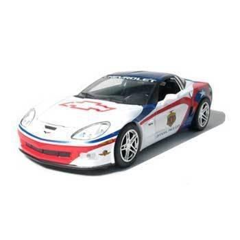 2006 Indy 500 C6 Z06 Corvette Pace Car 1:24th Diecast