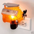 Chevy Corvette Big Block L89 Tri-Power Engine Night Light
