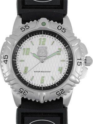 Men's Route 66 Velcro Watch