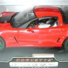 2008 Corvette 427 L.E. Z06 Green Machine 1:24 Diecast