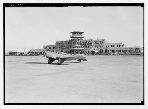 Palestine Civil Aviation 1920s/30s.130 images CD,Imperial A/W,Lydda Airport,Semakh FREE SHIPPING.