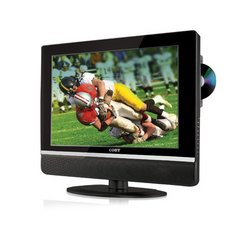 """Coby Electronics 19"""" TFT LCD w DVD Player"""