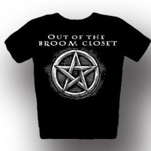 Out of the Broom Closet Shirt