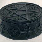 Round Pentagram Box