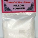 Pillow powder