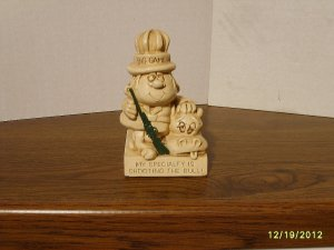 """BIG GAME HUNTER"" VERY RARE Paula PLASTER Figurine 1967"