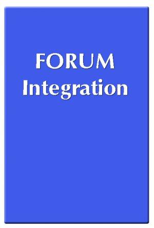 Forum Integration