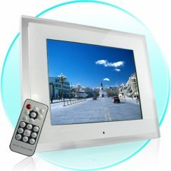 """Digital Photo Frame 10.4""""  -  Card Reader - Multiple"""