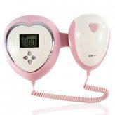 Fetal Heart Detector with Speaker + LCD Monitor