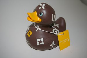 Room Interior Bud LD LV Luxury Rubber Ducky duck