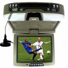 "10.4"" DVD/TV/SD/USB/TRANSMISOR FM + AURICULARES IR + ANTENA"