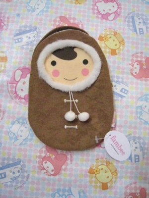 Eskimo Cell Phone Pouch