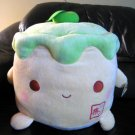 Green Apple Purin Pudding Cake Plush (Large)