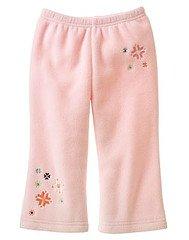 NWT Gymboree Princess Snow Drop Fleece Pants