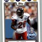 ED REED 2008 TOPPS #315 Baltimore Ravens Miami U NFL
