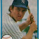 GRAIG NETTLES 1981 FLEER #87 New York Yankees