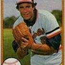 JIM PALMER 1981 FLEER #169 Baltimore Orioles MLB HOF