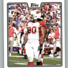 DARNELL DOCKETT 2008 TOPPS #200 Arizona Cardinals