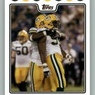 KABEER GBAJA-BIAMILA 2008 TOPPS #220 Green Bay Packers