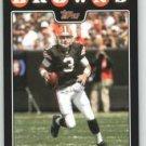 2008 Topps NFL All-Stars Black Derek Anderson sports cards football Random NFL