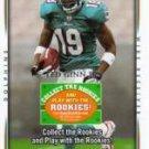 2007 Upper Deck Collect the Rookies Ted Ginn Jr. sports cards football Random