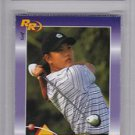 2003 Rookie Review Michelle Wie #47 GMA10 Golf cards LPGA Tour Major Masters