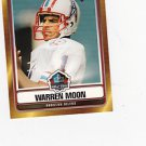 2006 Topps Hall of Fame Warren Moon Houston Oilers CFL Football Cards Sports Hot