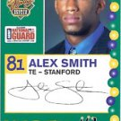 2005 Senior Bowl Alex Smith Stanford TE sports cards football