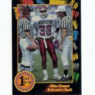 1991 Wildcard Mike Dumas Indiana Hoosiers sports cards football