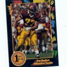 1991 Wildcard Pat Harlow USC Trojans sports cards football