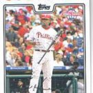 2008 Topps National Trading Card Day Ryan Howard sports cards baseball popular