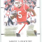 2011 Sage Hit Artistry Mikel LeShoure Sports cards football popular Detroit NFL