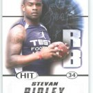 2011 Sage Hit Stevan Ridley LSU Tigers sports cards NFL