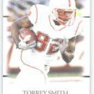 2011 Sage Hit Artistry Torrey Smith Maryland sport card