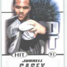 2011 Sage Hit Jurrell Casey USC Trojans sports cards football popular NFL plays