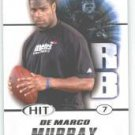 2011 Sage Hit De Marco Murray Oklahoma Sooners sports cards Football popular NFL