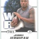 2011 Sage Hit Jerrel Jernigan Usc Trojans sports cards football popular NFL play