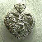 MAGICAL!! DIAMOND HEART PENDANT