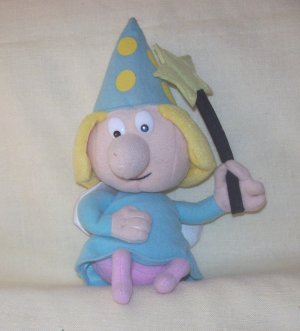 PLUSH TOYS, Fractured Fairy of Rocky and Bullwinkle and Friends year 2000 Collection