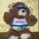 Stuffed Animals, Plush Toys,  Bears -Beach Bear by Kelly Toy