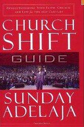 Church Shift Guide book by Sunday Adelaja