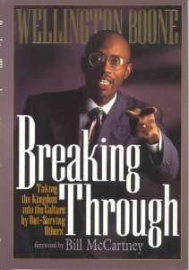 Breaking Through, by Wellington Boone