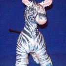 Stuffed Animal, Plush Toy, Zebra by Promo Marketing