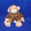 Apollo Pets Collection , Champion Chimp.-  Julie monkey tiny toss'ems by ganz 1997