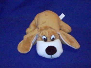 Stuffed Animal, Plush Toy, Brown dog laying
