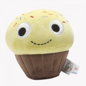"Yummy Cupcake Plush - Buttercream 4.5"""