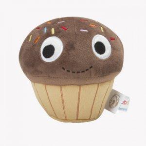 "Yummy Cupcake - Chocolate 4.5"""